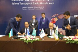 (6) First Deputy Chairman of the Management Board of Uzbek Industrial and Construction Bank, Mr. Sak